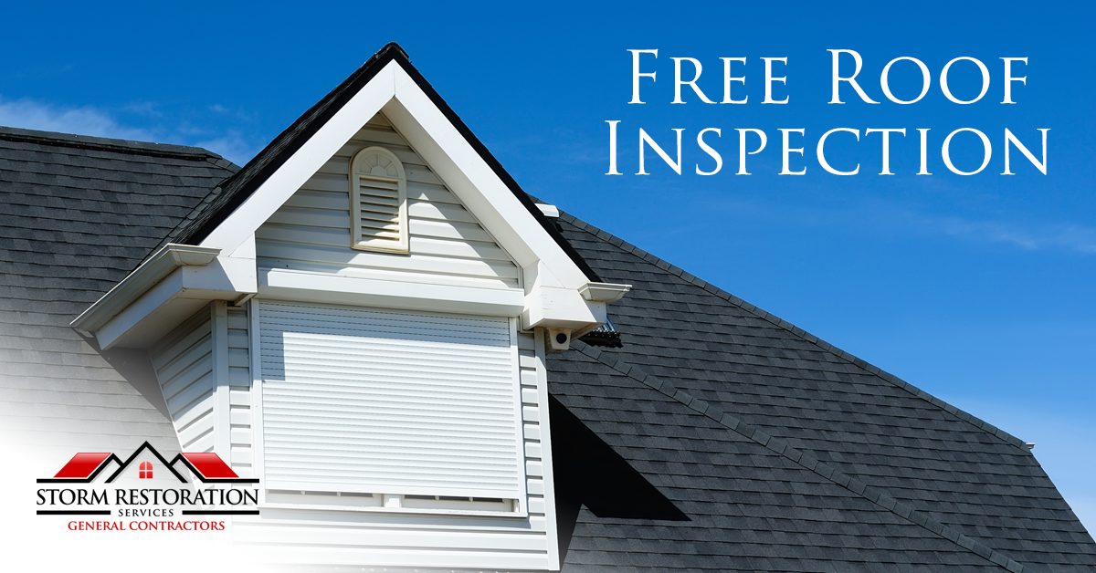 Free Roof Inspection Amp Free Emergency Tarping Storm
